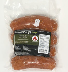 Simply For Life SFL - Sausages, 911