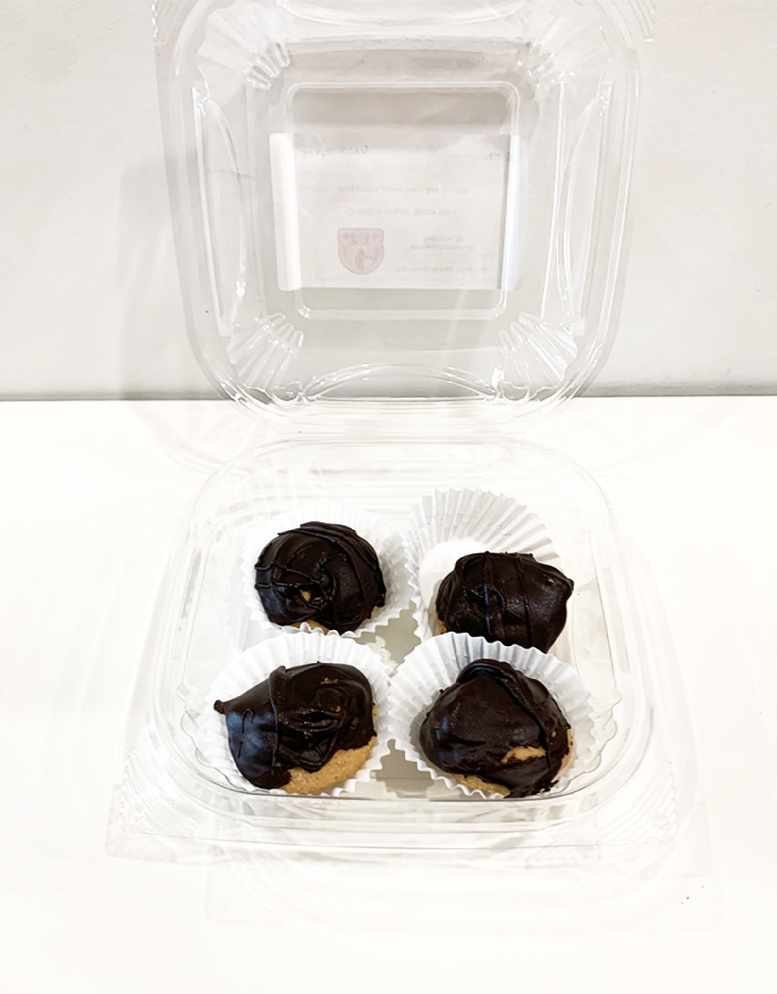 Barbell Bakes Barbell Bakes - Chocolate Peanut Butter Bites