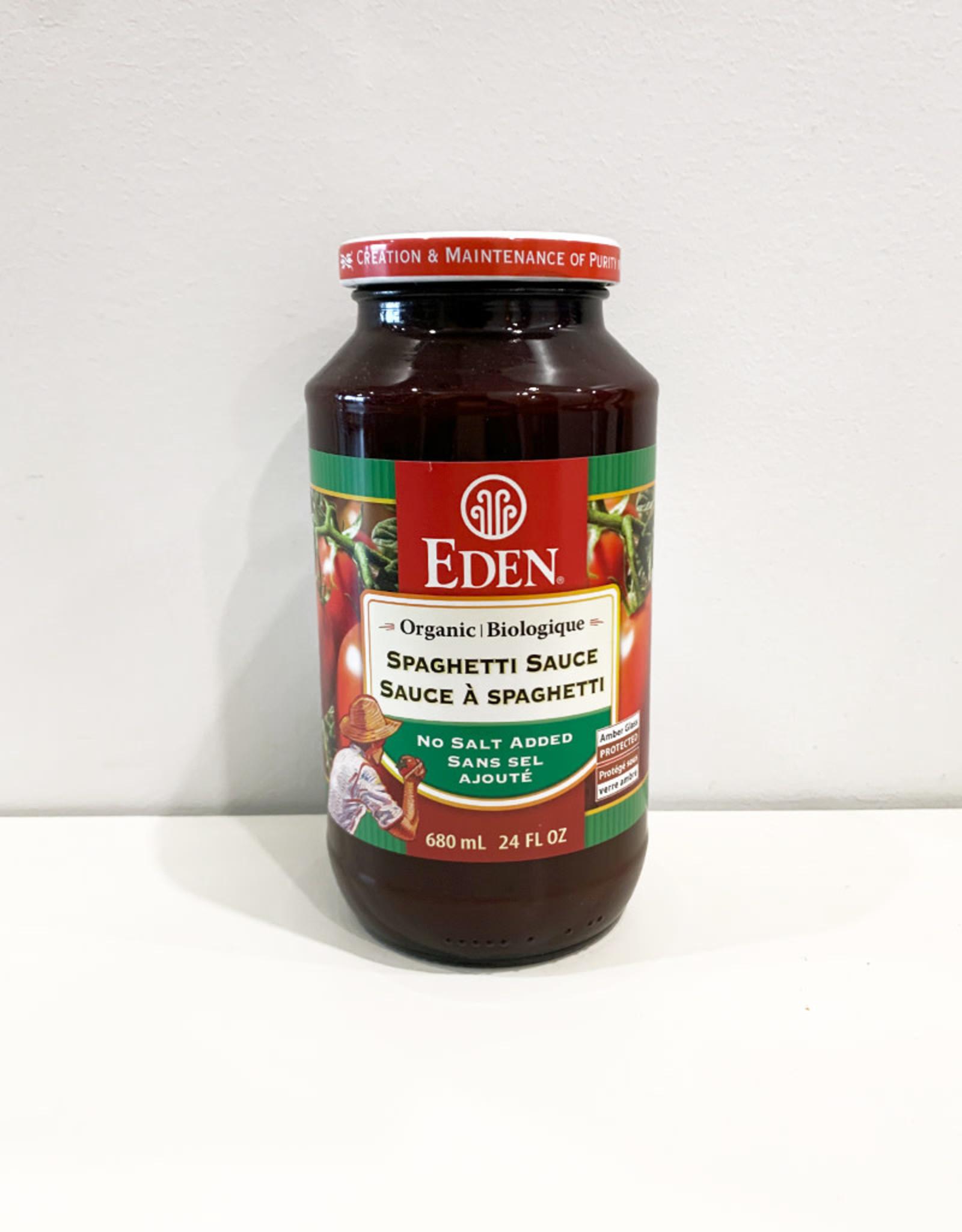 Eden Foods Eden Foods - Spaghetti Sauce (680ml)