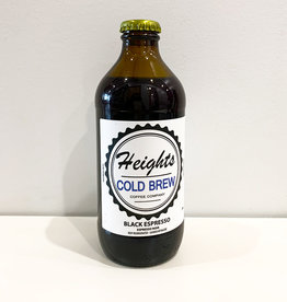 Heights Cold Brew Heights Cold Brew - Black Espresso
