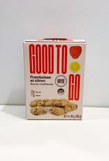 Good To Go Good To Go - Keto Bar, Raspberry Lemon (Box of 4)