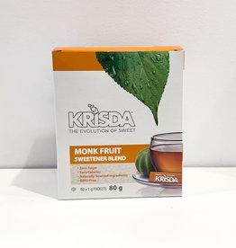 Krisda Krisda - Monk Fruit Sweetener (80pks)