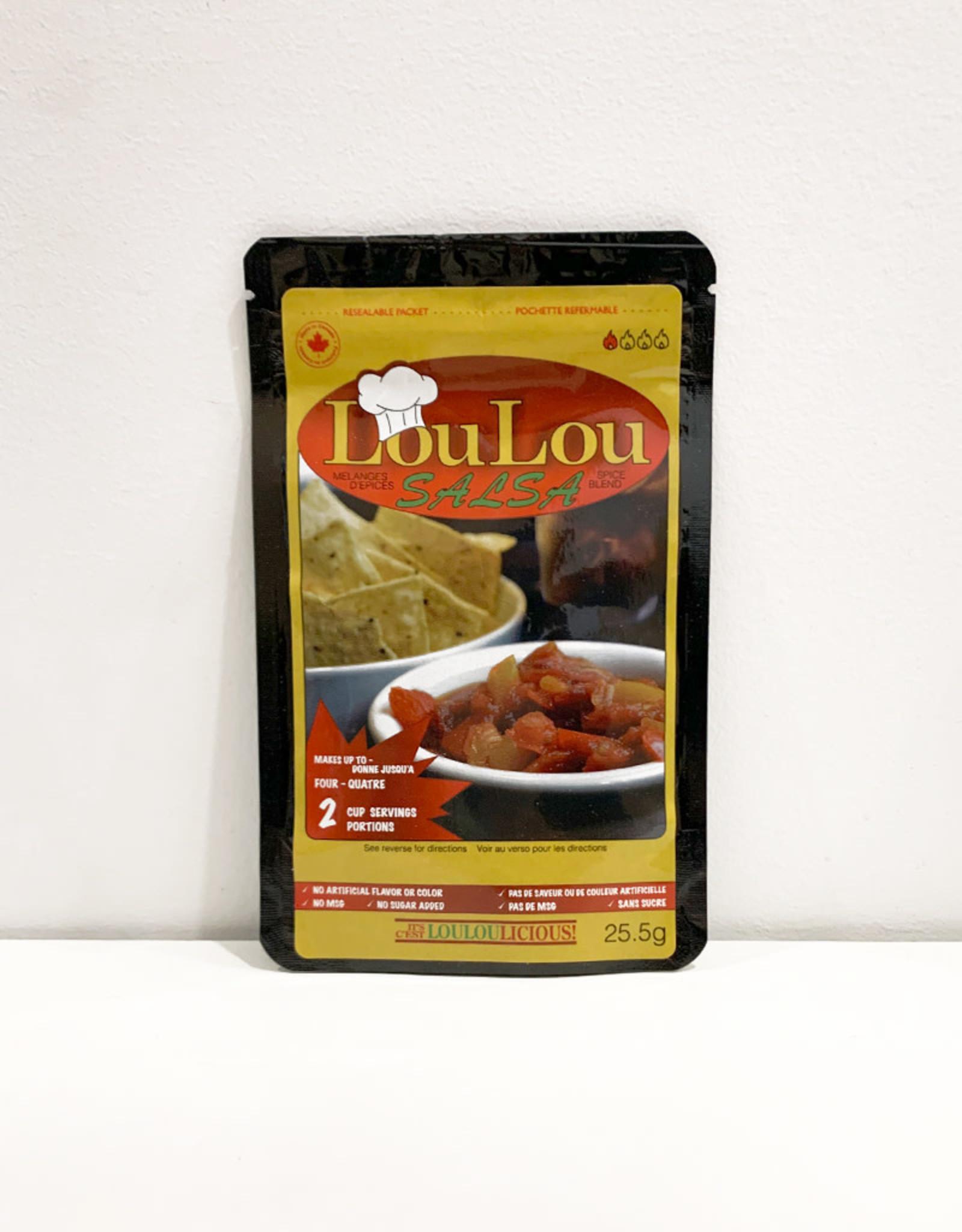 Loulou LouLou - Salsa Mix