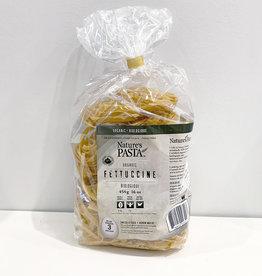 Natures Pasta Nature's Pasta - Organic Egg Pasta, Fettuccine (454g)