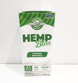 Manitoba Harvest Manitoba Harvest - Hemp Bliss, Original (946ml)
