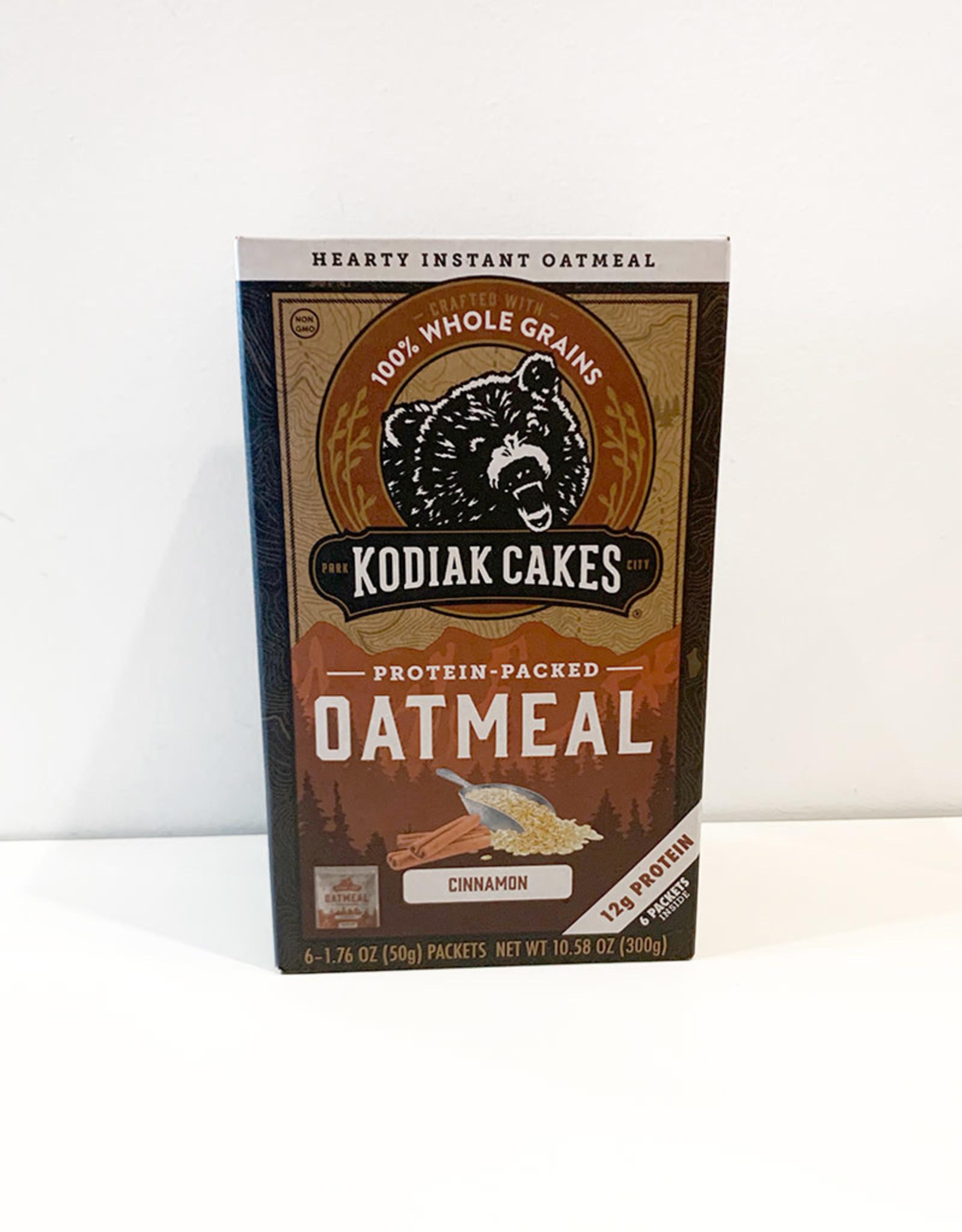 Kodiak Cakes Kodiak Cakes - Protein Packed Oatmeal, Cinnamon
