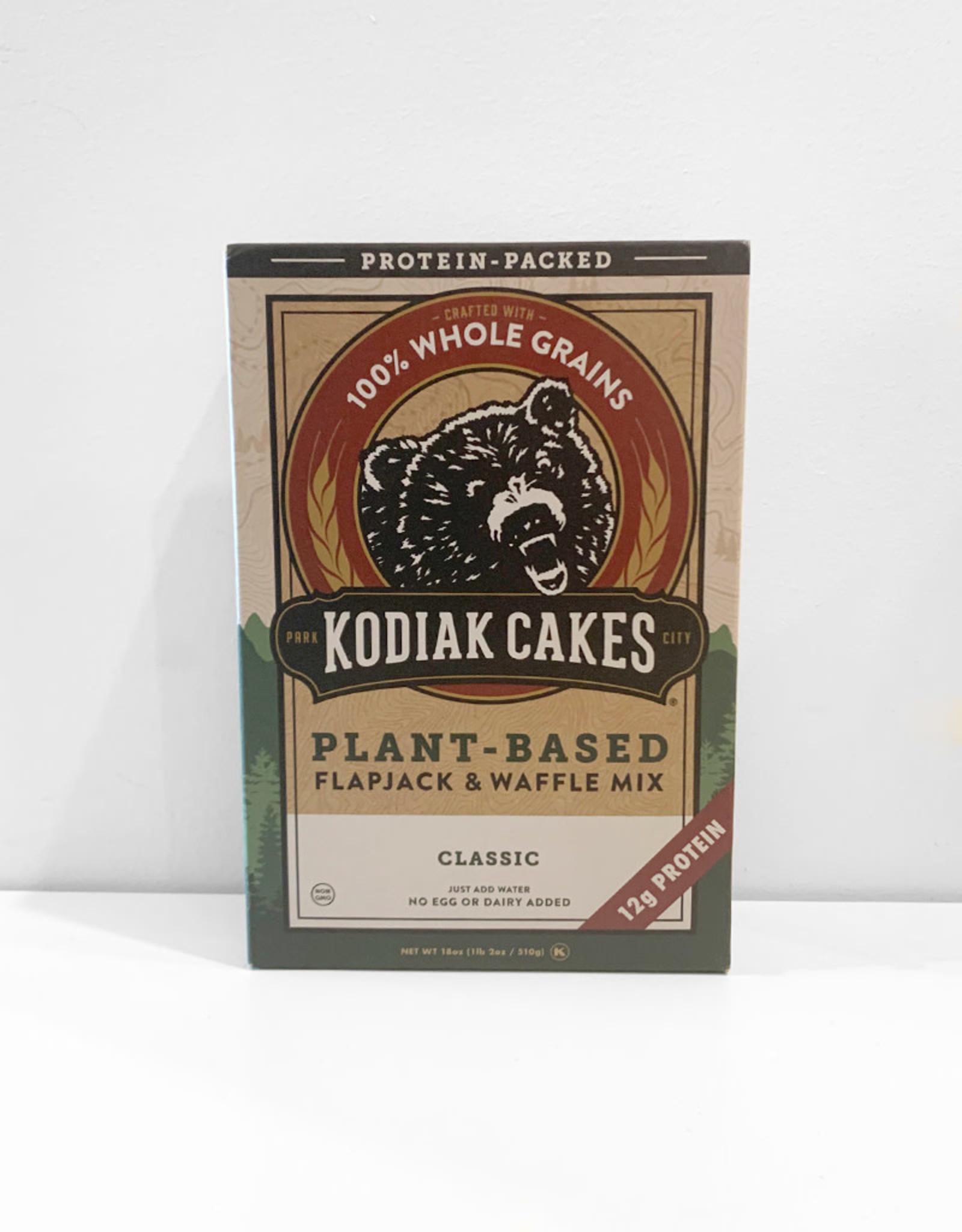 Kodiak Cakes Kodiak Cakes - Flapjack & Waffle Mix, Plant Based, Classic