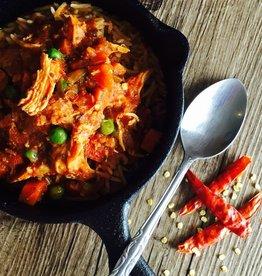 Nela's Kitchen Nelas Kitchen - Jambalaya Bowl