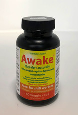 Shift Workers Health Shift Workers Health - Awake (60 caps)