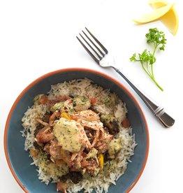 Nela's Kitchen Nelas Kitchen - Za'atar Chicken Bowl