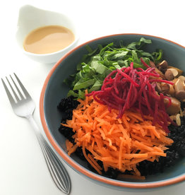 Nela's Kitchen Nelas Kitchen - Rainbow Rice Bowl