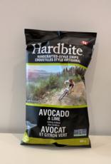 Hardbite Hardbite - Avocado & Lime, 150g