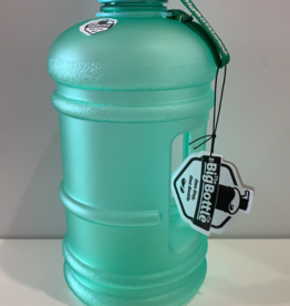 Big Bottle Co. Big Bottle Co. - Gloss Collection, Frosted Retro Mint(2.2L)