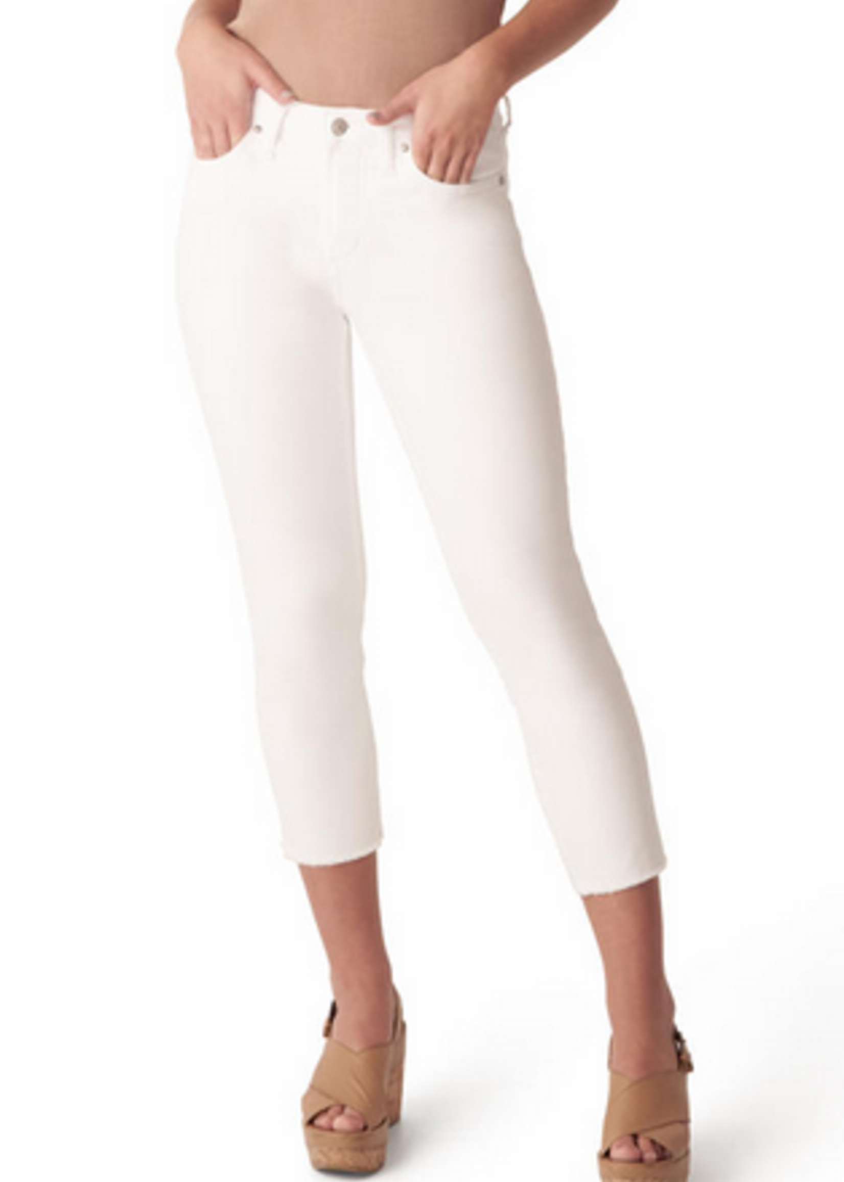 Silver most wanted crop pant