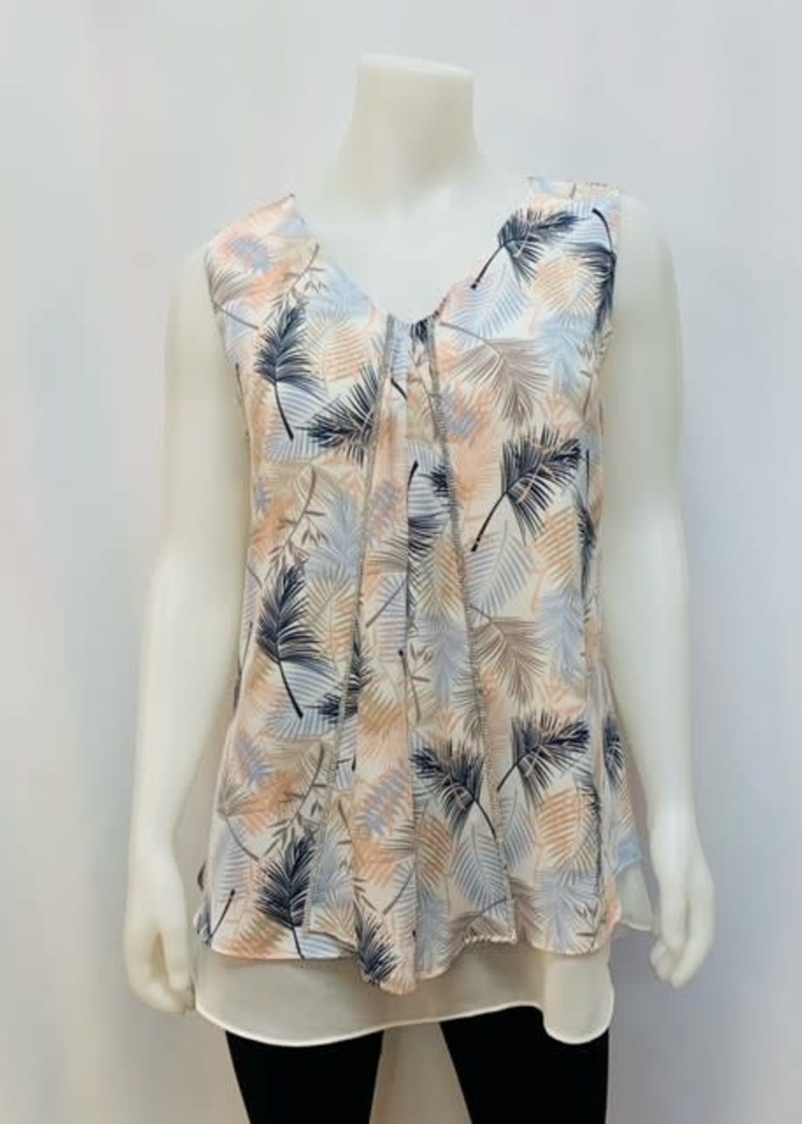 Nu Look Sleeveless Blouse