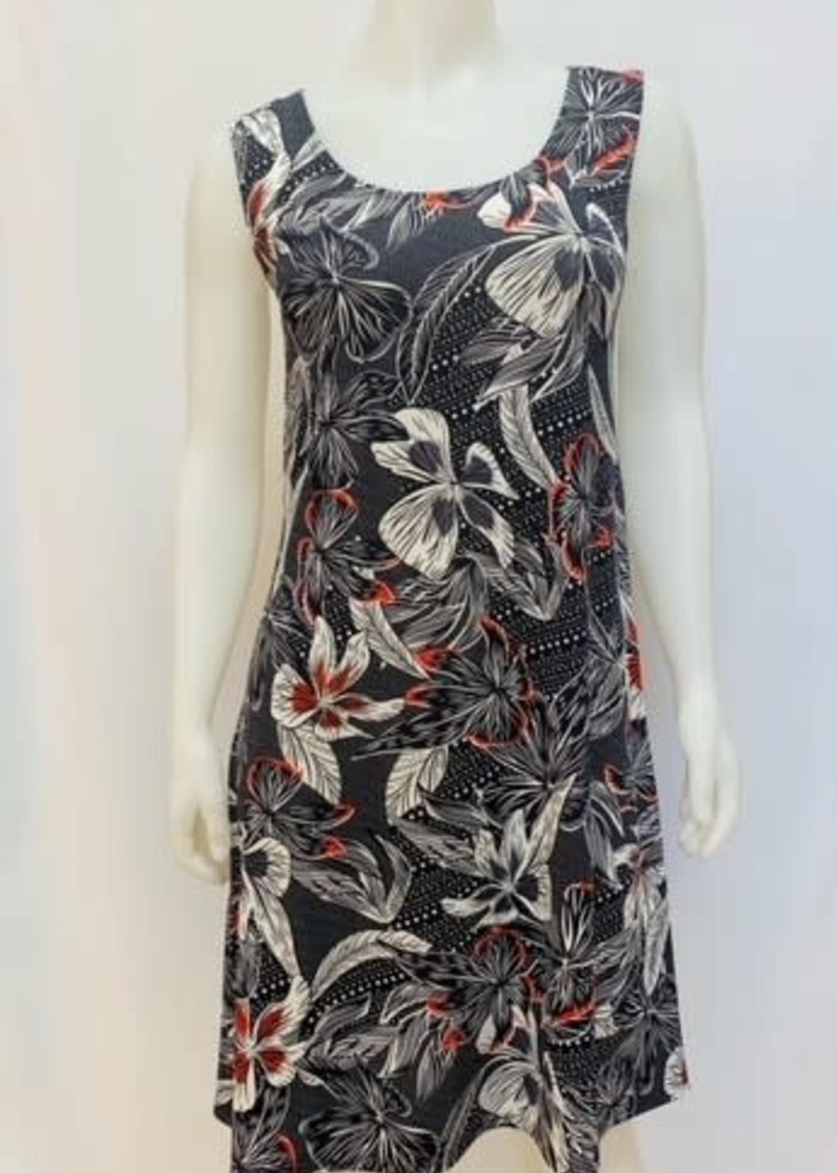 Julia Divina Sleeveless dress