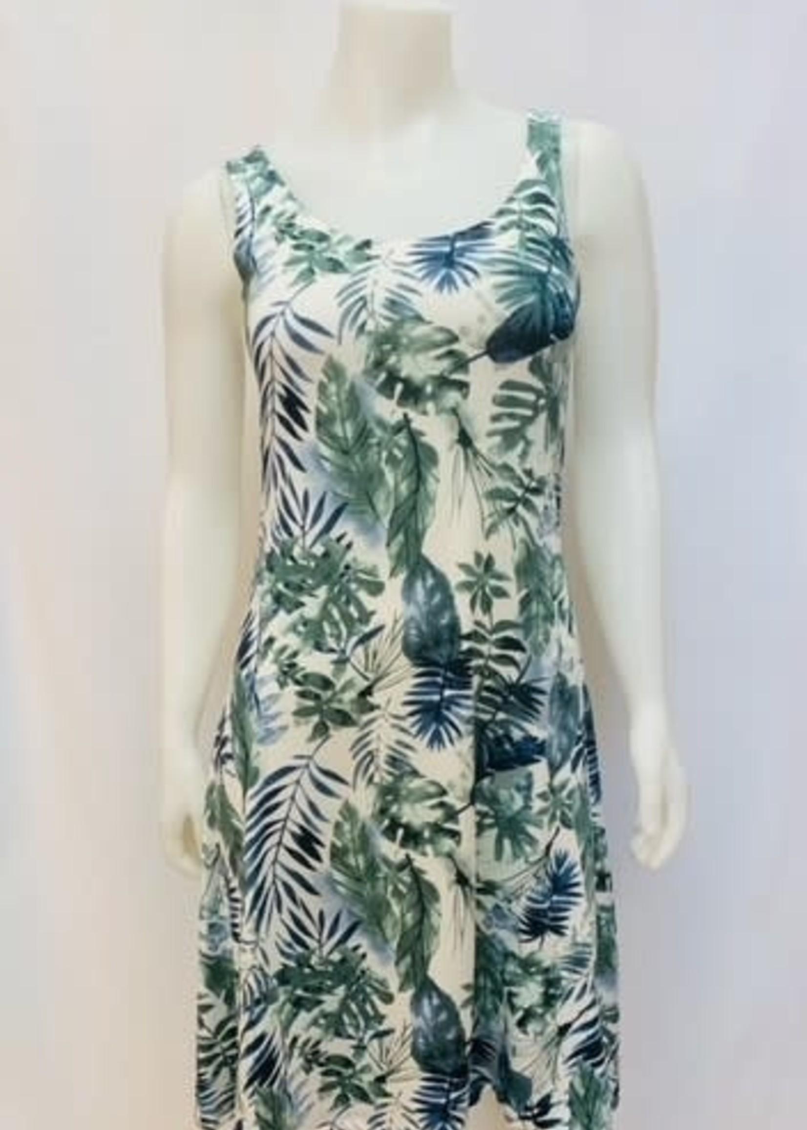 Isca Floral Sleeveless Dress