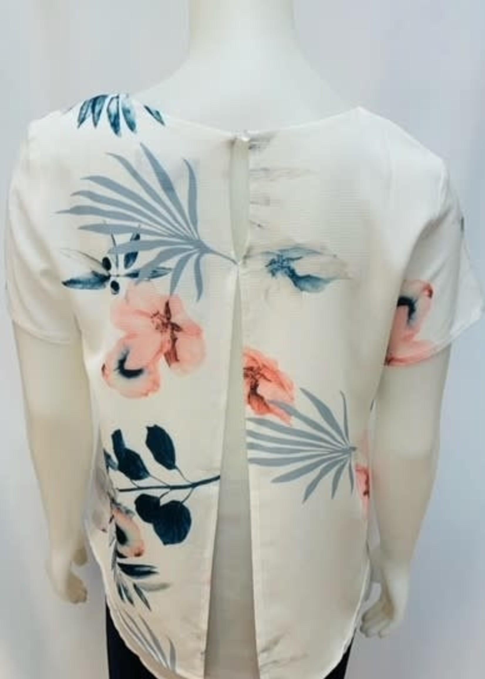 Papillon Short sleeve blouse