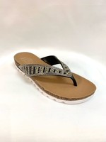 NYC Thong sandals