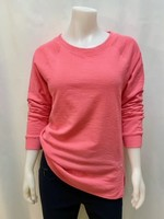 Point Zero Raglan sweatshirt, available in an additional color