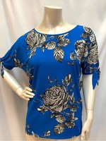 Isca Blue Blouse