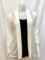La Madonna Open Cardigan, available in three colors