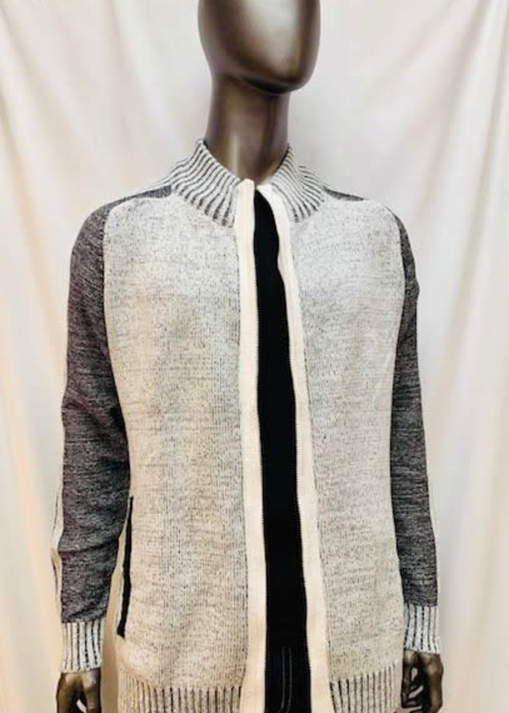 Ilanco Grey Sweater