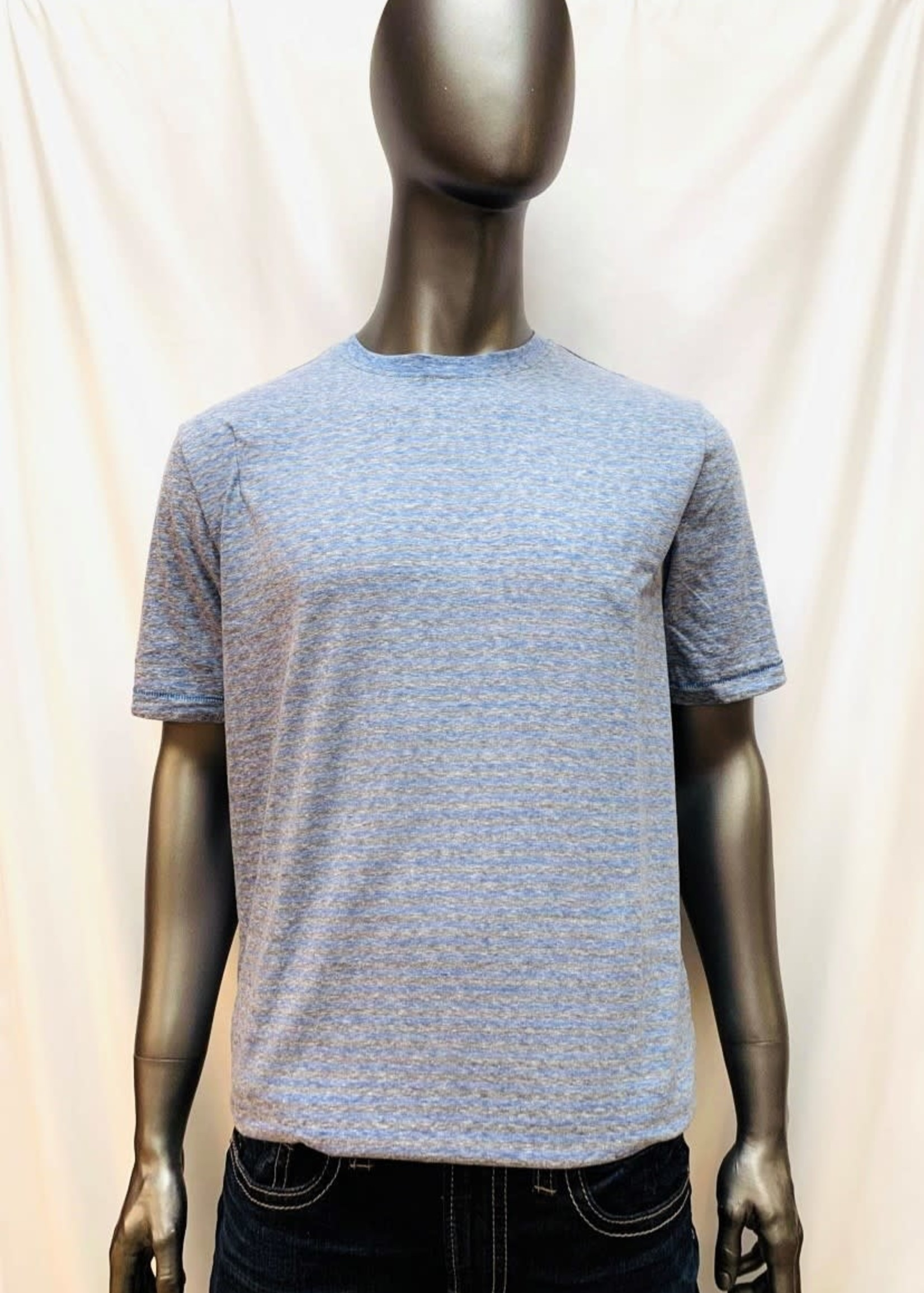 Point Zero Grey T-Shirt