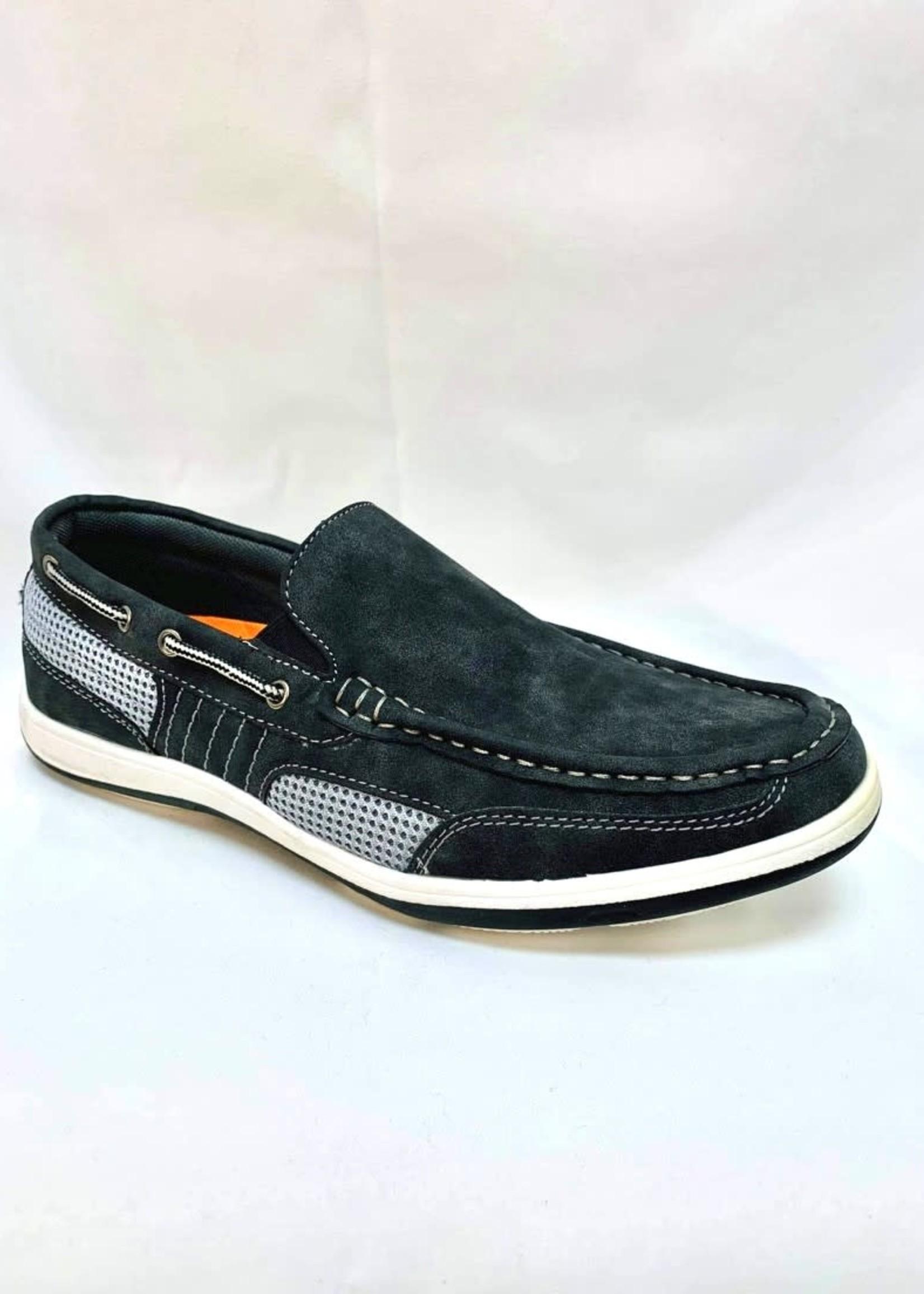 Gardella Black Loafer