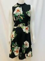 EnKay High/low floral dress
