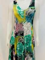 Creations Floral Sleeveless Dress