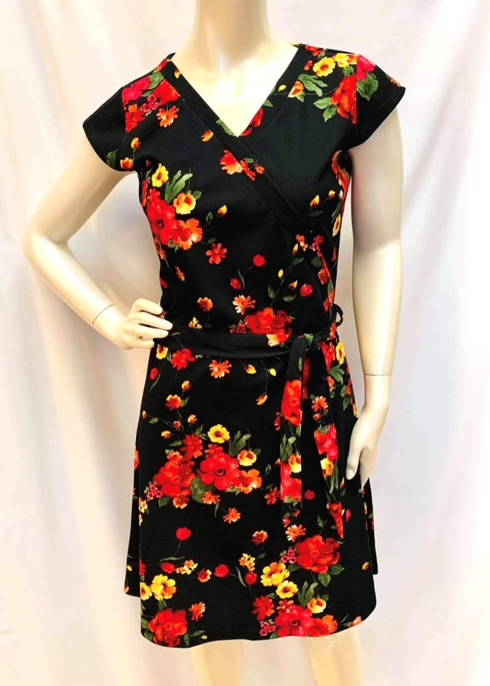 Isca Floral Print Dress