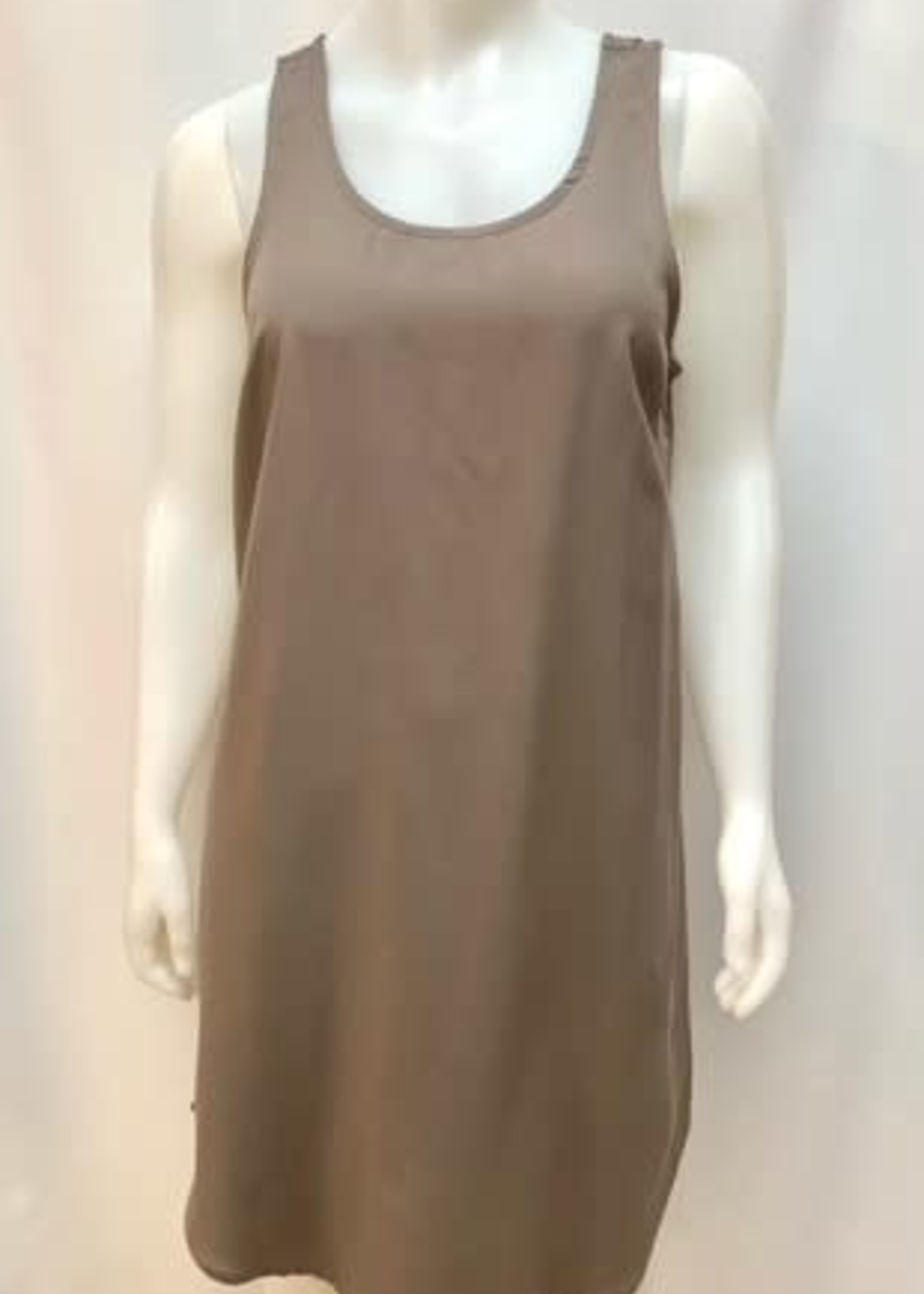 DKR & Co Sleeveless dress w/back tie detail