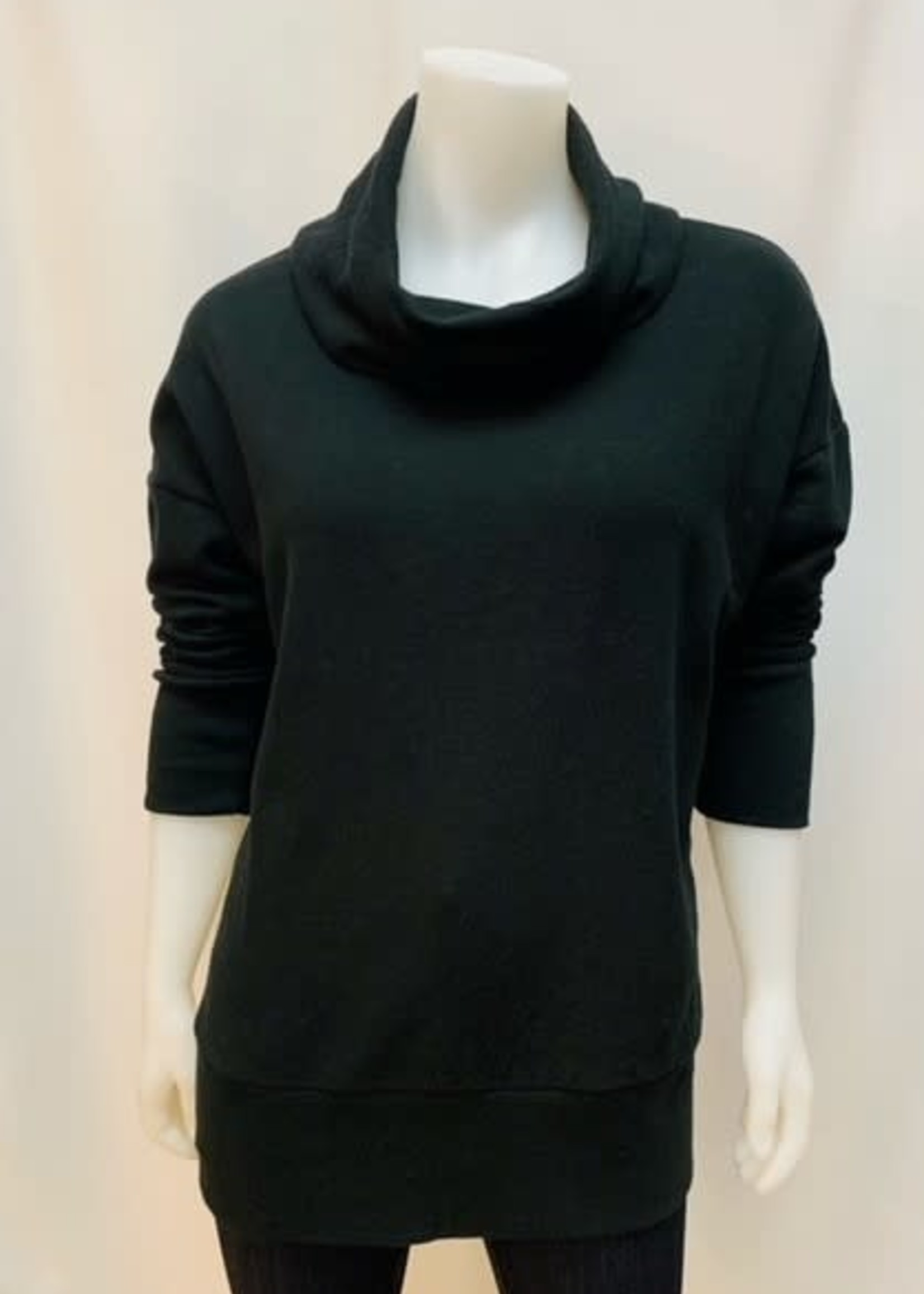 DKR & Co Long Sleeve cowl neck sweater