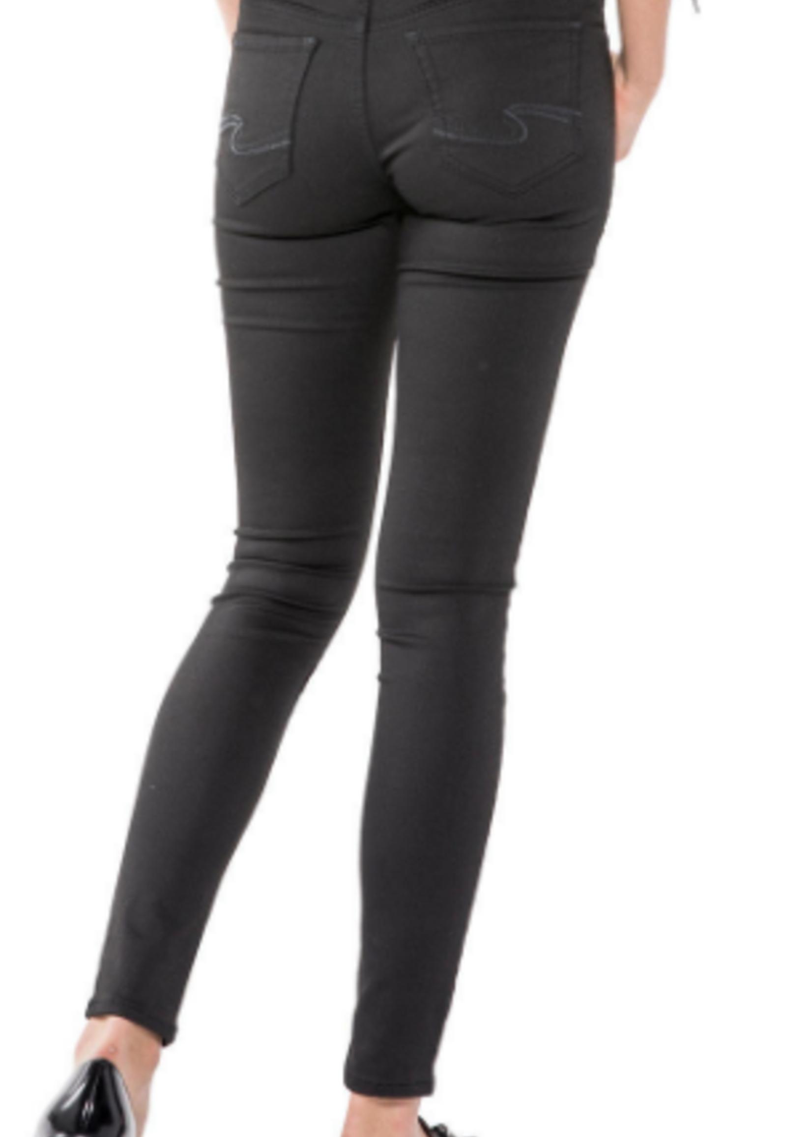 Silver Black suki skinny pant
