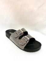 Cyc 2 buckle bling sandal