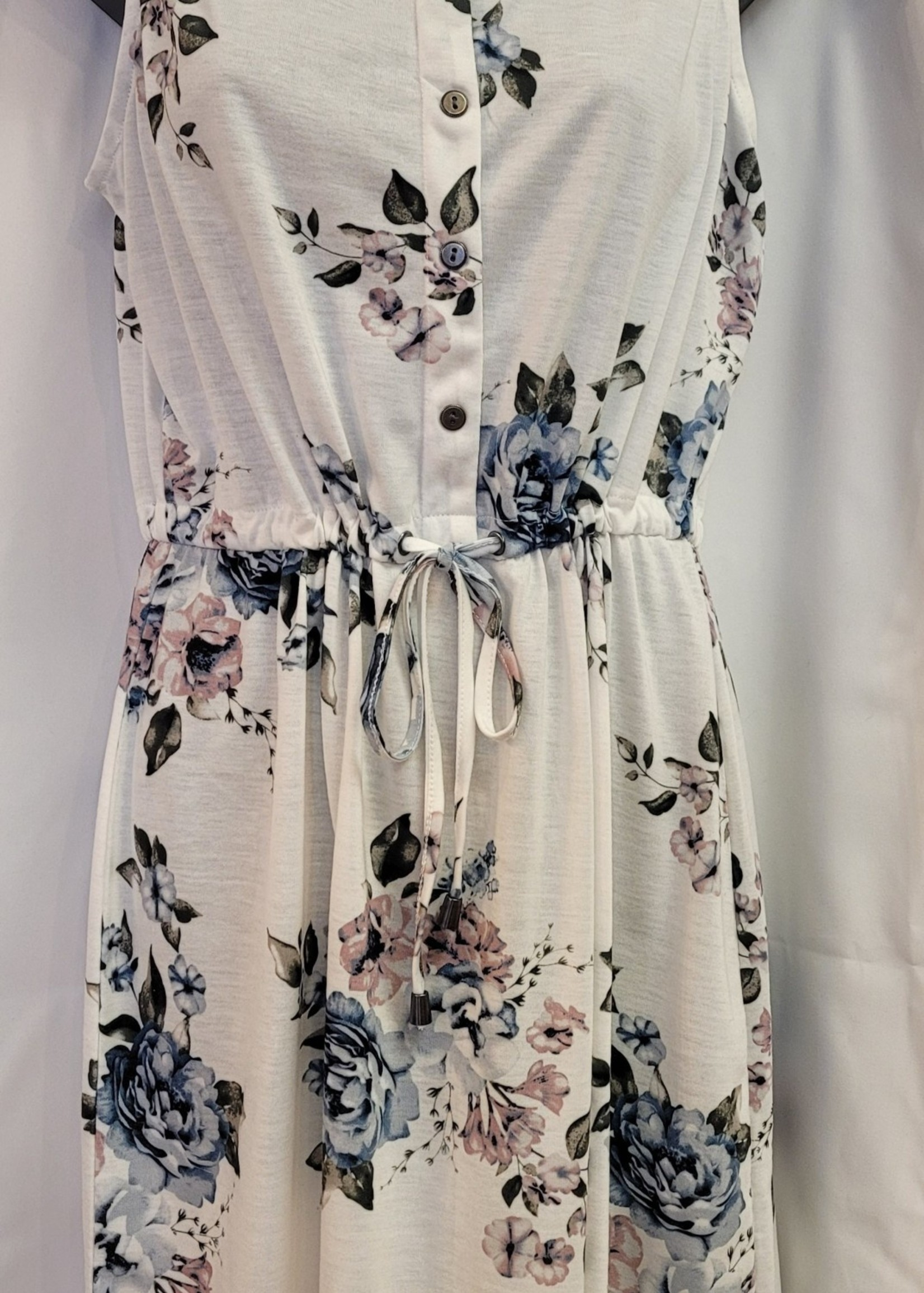 Point Zero Floral dress