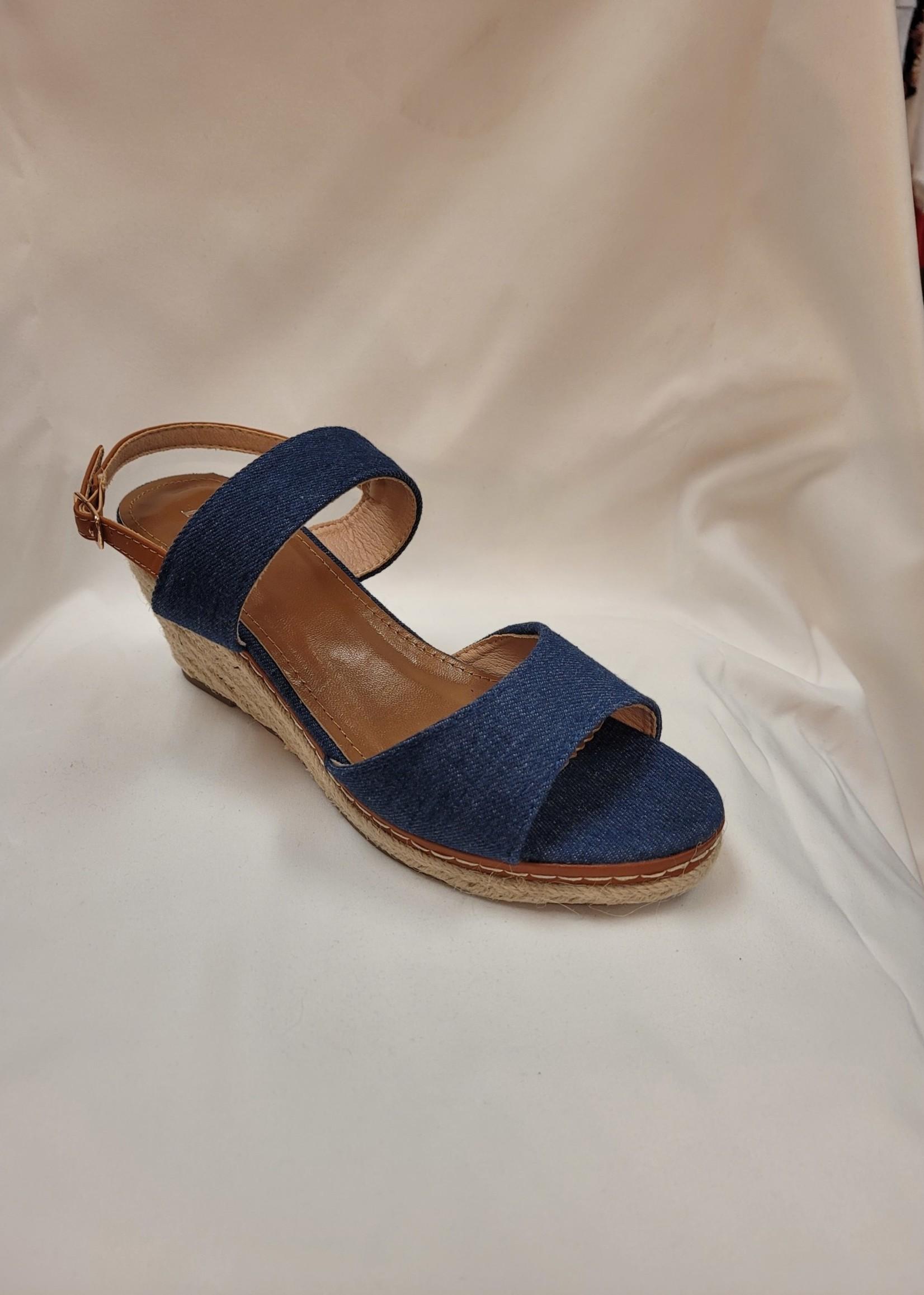NYC wedge sandal