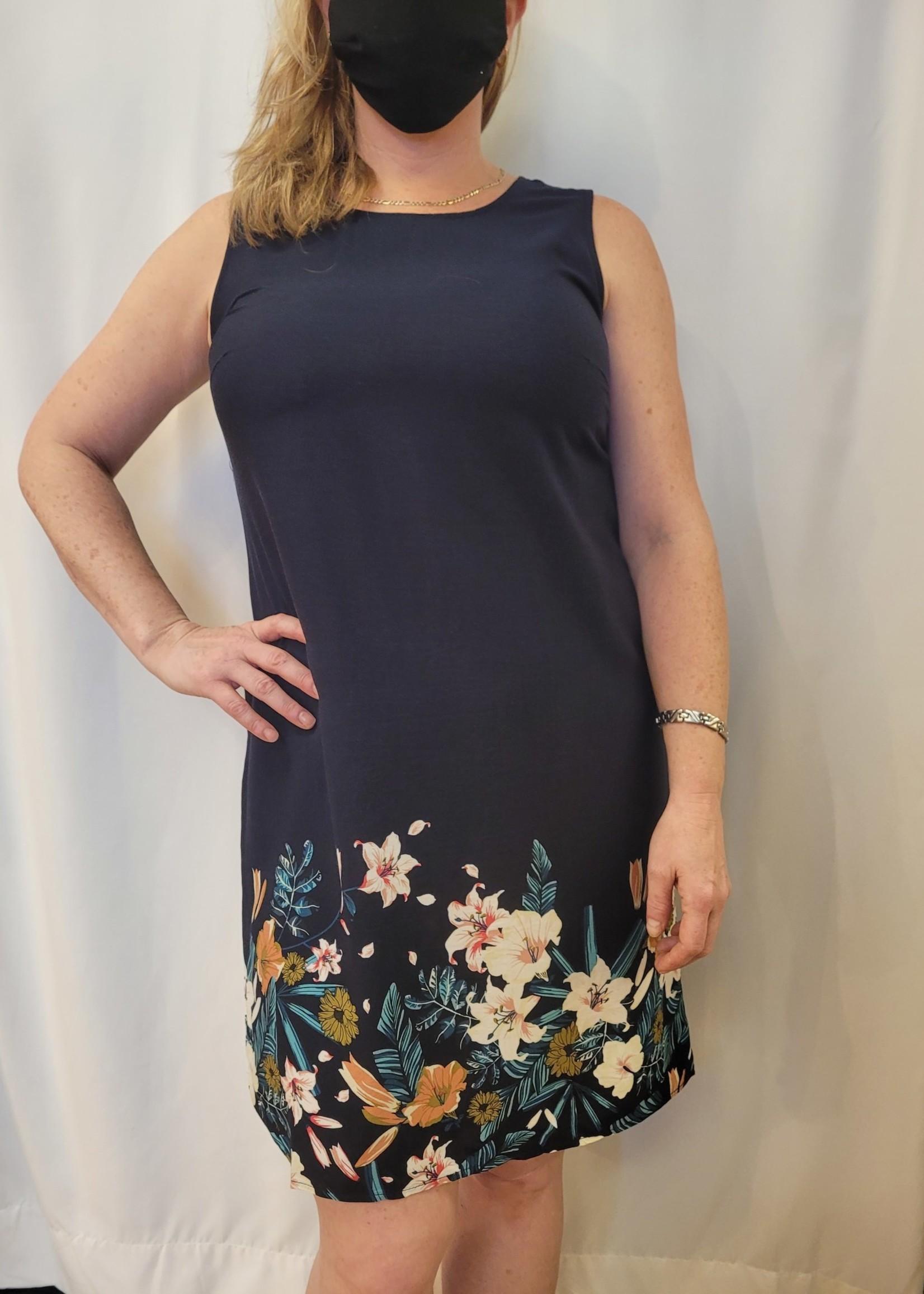 Papillon Sleeveless Dress