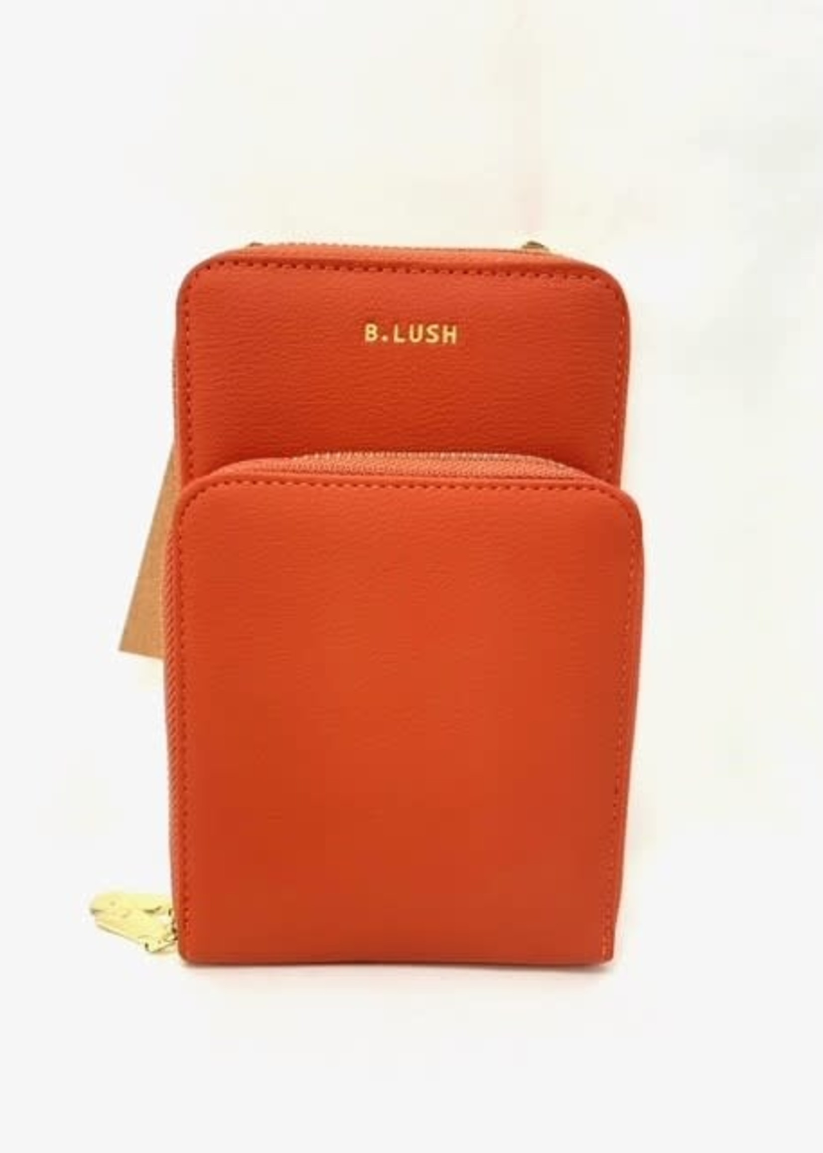 Blush messenger purse, available in three colors