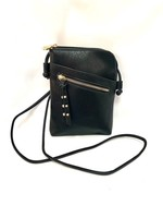 Blush messenger purse