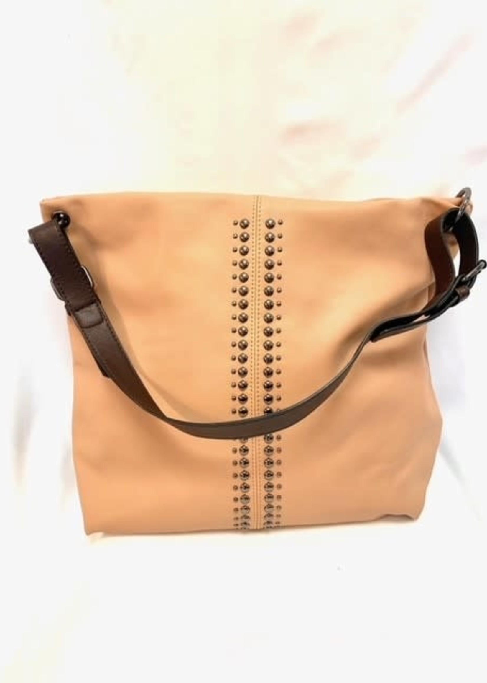 Blush tote purse