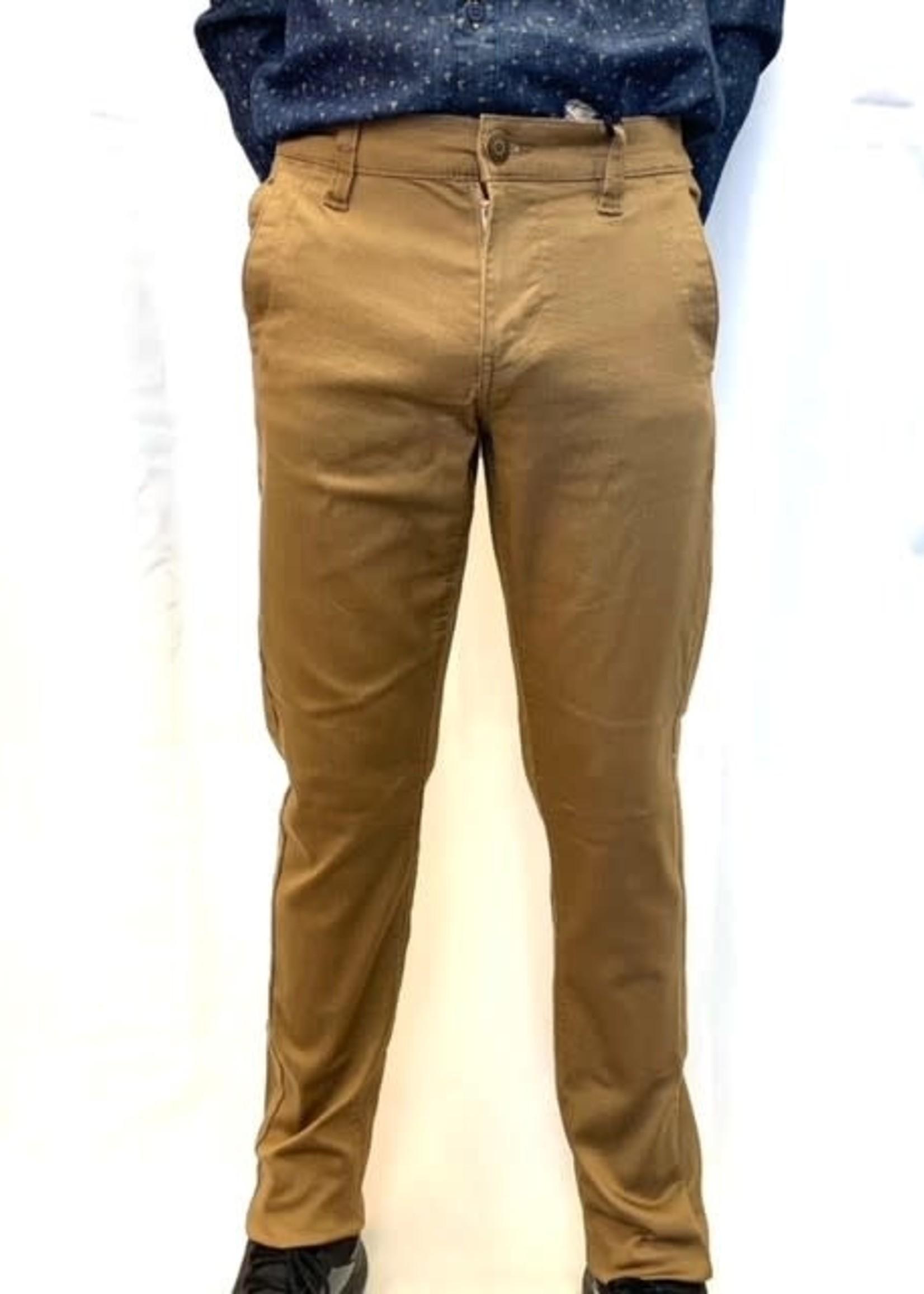 Black Bull Brown Pant