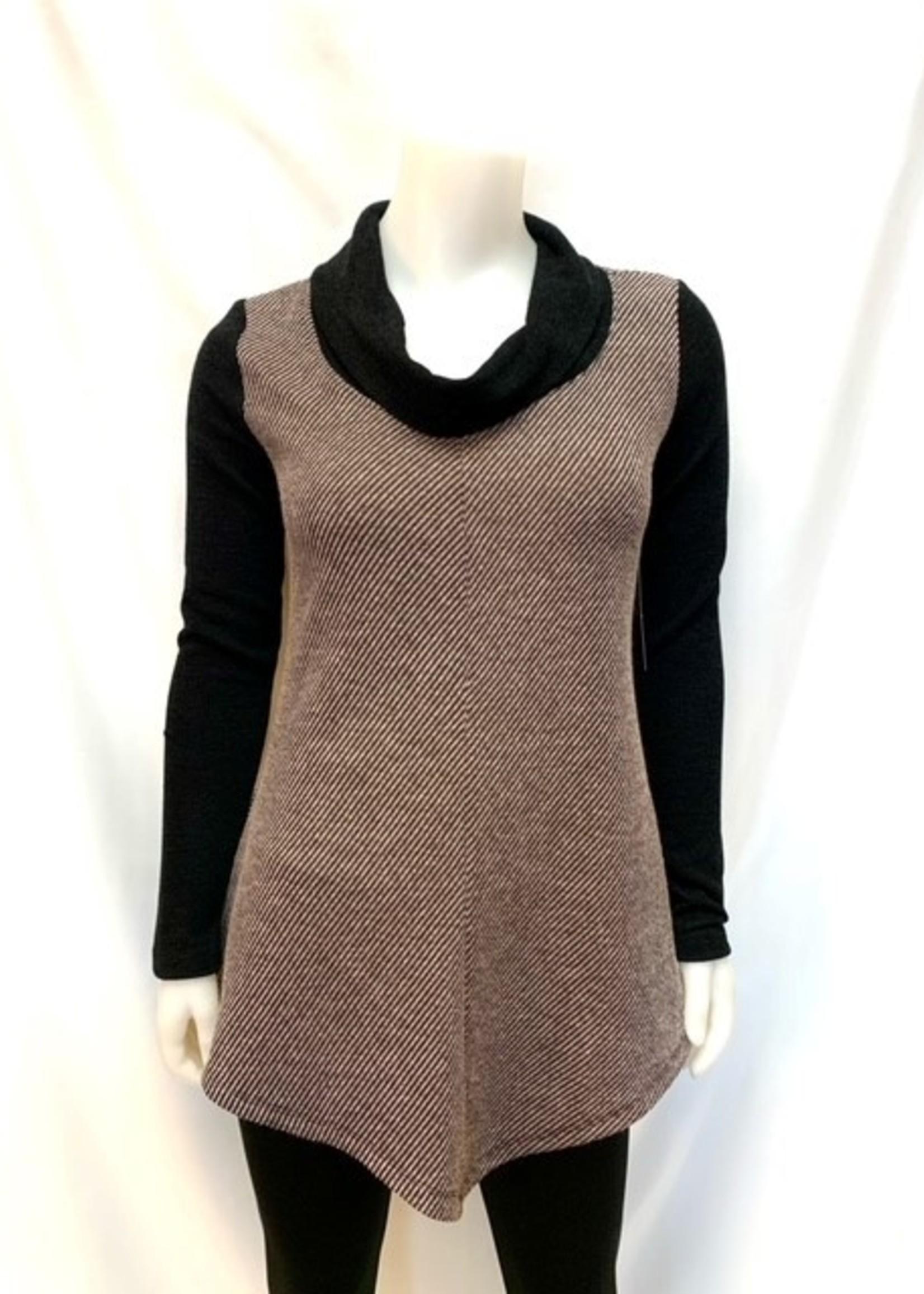 Isca Cowl Neck Sweater