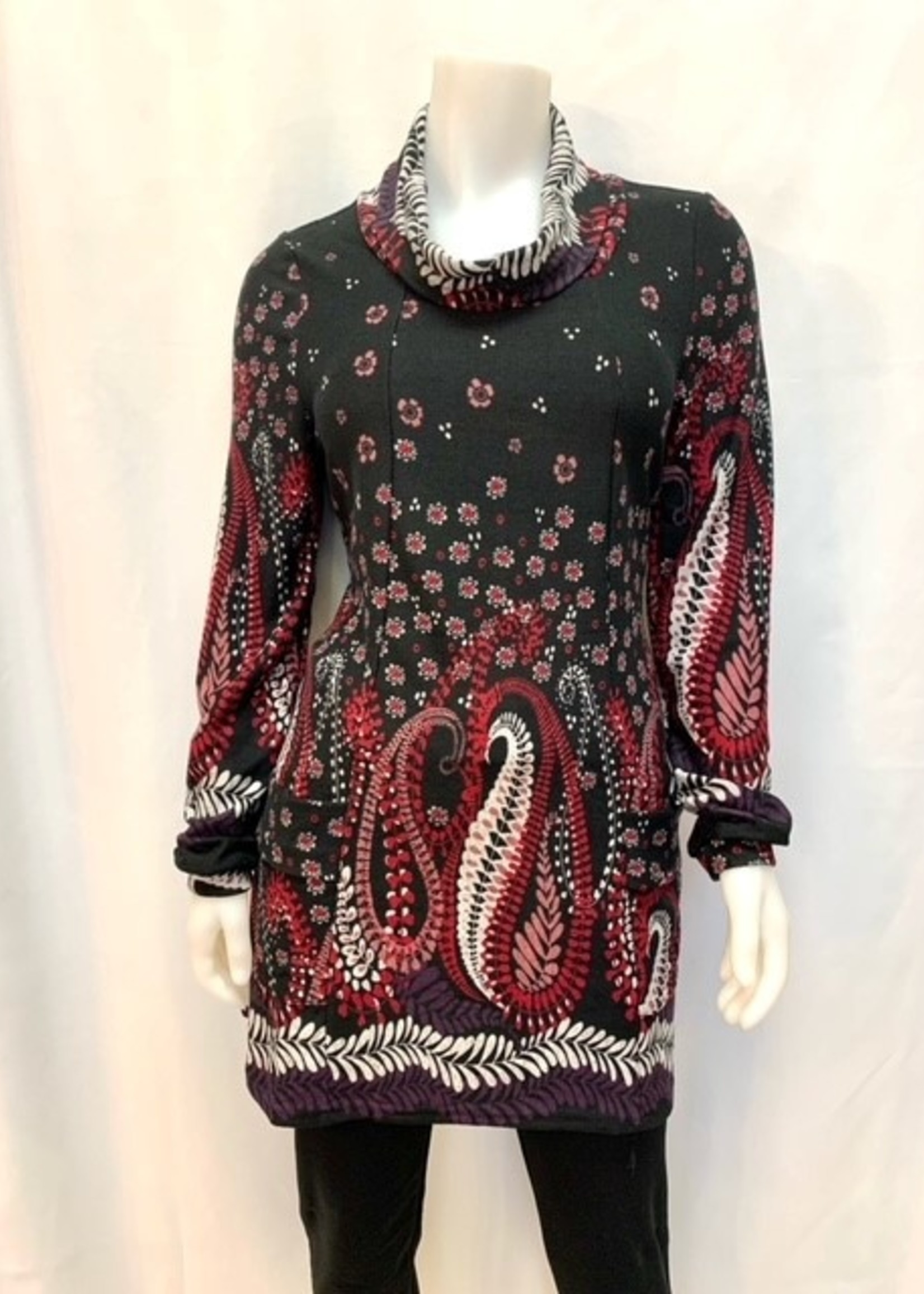 Creations Cowl Neck Tunic