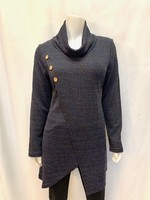 Creations Tunic with Buttons