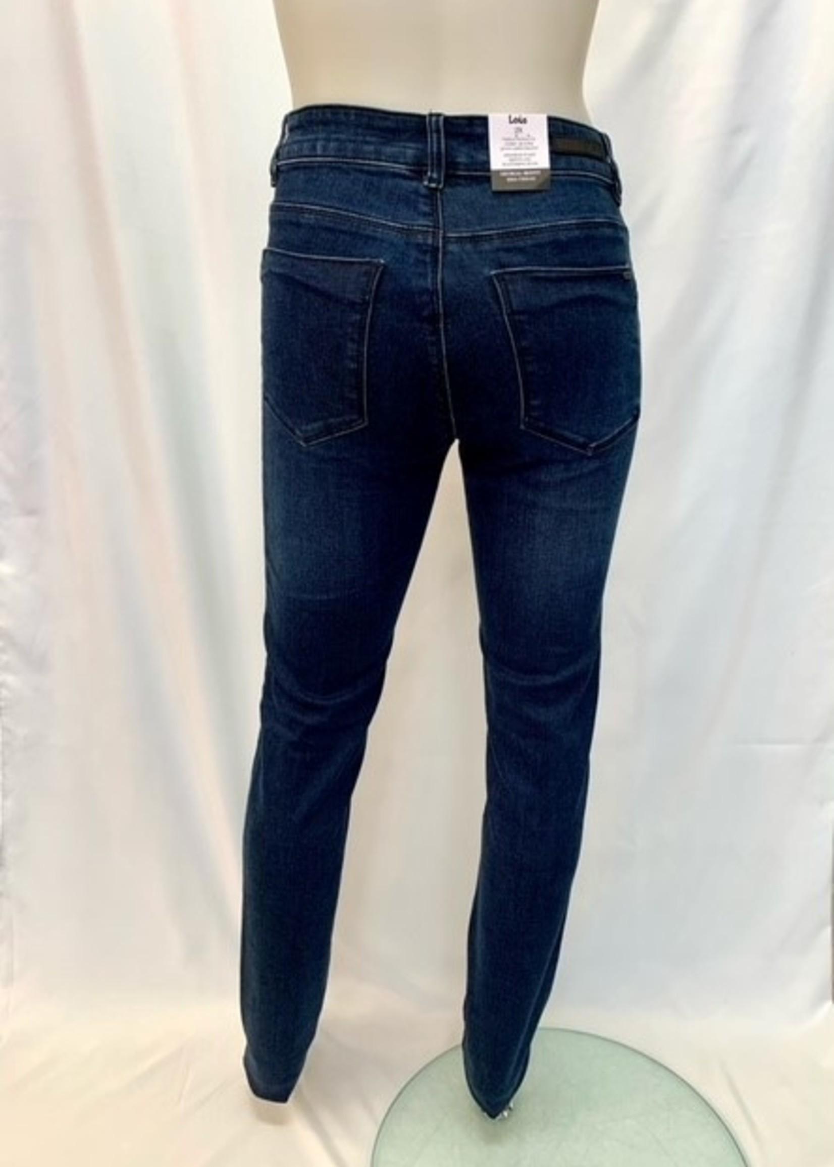 Lois Erika straight high waist