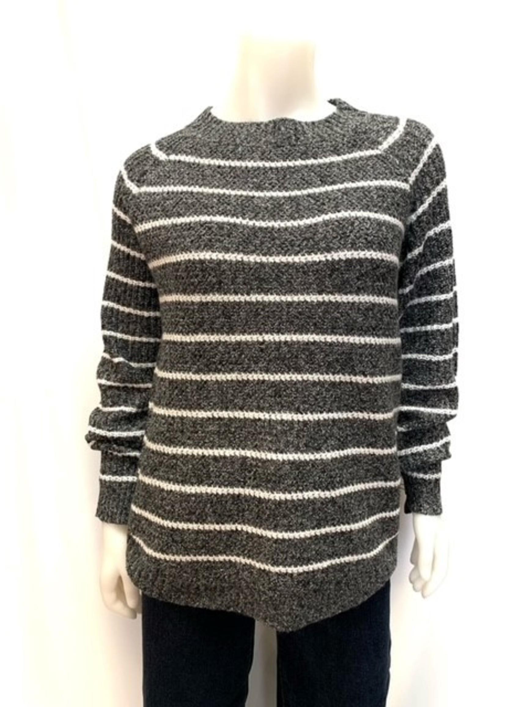 Point Zero Long Sleeve Sweater