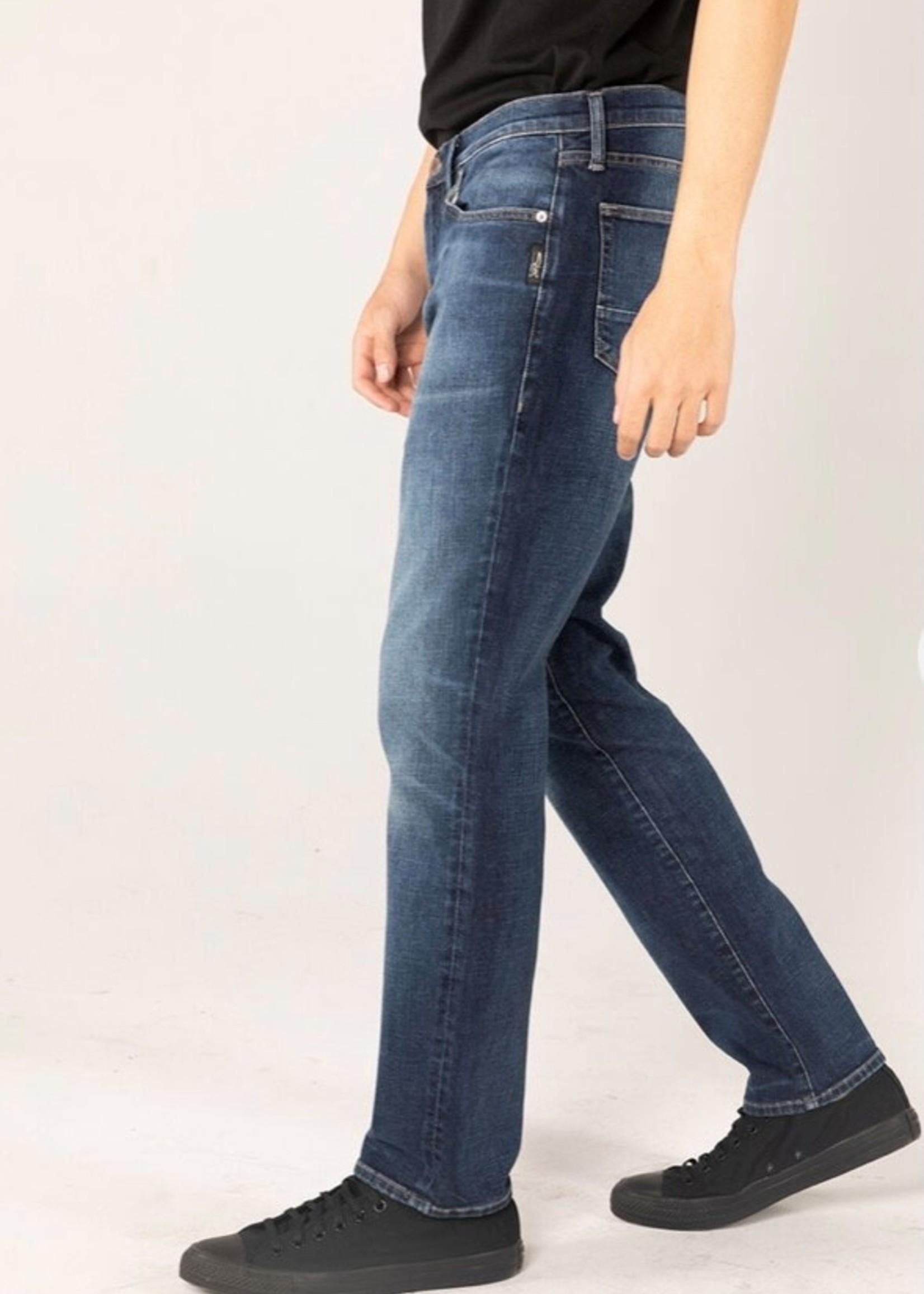 Silver Machary straight leg jean