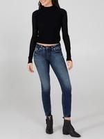 Silver Elyse curvy skinny jean
